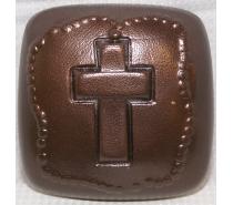 Lampion Ceramiczny Krzyż