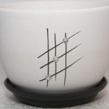 biały - Wzór 3