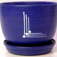 fiolet - Wzór 1