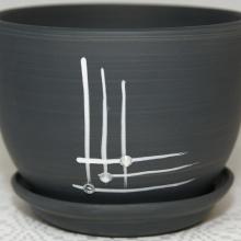 grafit - Wzór 1